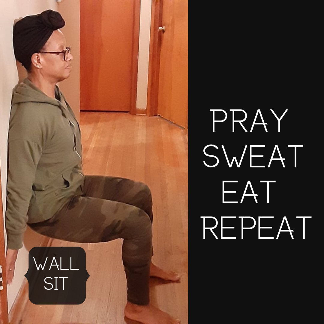 This is How We Wall Sit